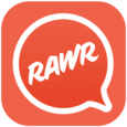 Rawr Messenger: 3D Avatar Chat Icon