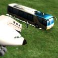 Airport Bus Simulator Parking Icon