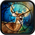 Deer Jungle Shooting Icon
