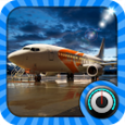 Flight Simulator Boeing Free Icon