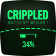 Crippled - Battery Widget Icon