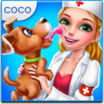 ER Pet Vet - Care for Animals Icon