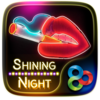 Shining NightGO Launcher Theme Icon