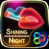 Shining NightGO Launcher Theme Icon