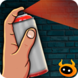 Simulator Spray Can Icon