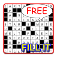 Fill-it in Puzzles English Icon