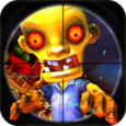 Zombie Town Sniper Shooting Icon