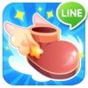 LINE WIND runner Icon