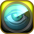 Eye Scanner Lock screen Icon