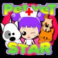 Pet Vet Star Icon