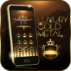 Gold Metal Theme Icon
