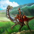 The Ark of Craft: Dinosaurs Icon