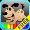 Kids Animal Piano Free Icon