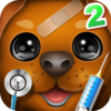 Baby Pet Vet Doctor Icon