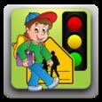 Road To School Icon
