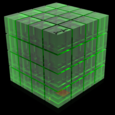 ButtonBass Dubstep Cube Icon