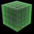 ButtonBass Dubstep Cube Icon