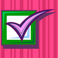 Checklist for Shopkins Icon