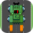 Speedy highway car city ride Icon