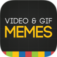 Video & GIF Memes Icon