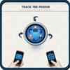 Track The Person Application Icon