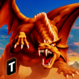 Dragon Flight Simulator 3D Icon