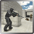 Gun Shot Fire War Icon