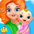 Baby Sitter Day Care Icon