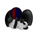 The Panda Icon