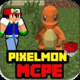 Pixelmon MOD MCPE Icon