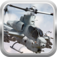 Helicopter Flight Simulator 3D Icon