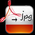PDF2JPG Icon