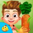 PreSchool Learning Garden Icon