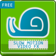 Slow Motion Video FX Icon