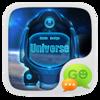GO SMS PRO UNIVERSE THEME EX Icon