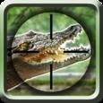 Crocodile Sniper Shooter Hunt Icon