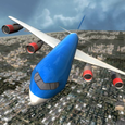 Airplane Pilot Simulator 3D Icon
