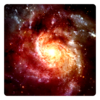 Space Galaxy Live Wallpaper Icon