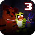 Nights at Cube Pizzeria 3D – 3 Icon