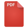 Google PDF Viewer Icon