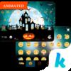 Halloween Animated Kika Theme Icon