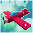 Plane Craft: Square Air Icon