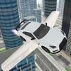 Flying Car Simulator 3D Icon