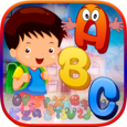 ABC Kids English Spelling Game Icon