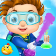 Science Fair Projects For Kids Icon