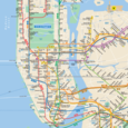 Subway Map: NYC Icon
