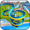 Water Slide Adventure 3D Icon