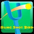 Sling Shot Bird Fling Game Icon