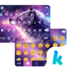 Night Wolf Kika Keyboard Theme Icon