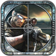 City Sniper Thriller Icon